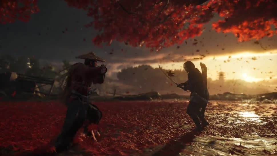 Trailer, Sony, PlayStation 4, Playstation, E3, PS4, Sony PlayStation 4, Sony PS4, E3 2018, Ghost of Tsushima
