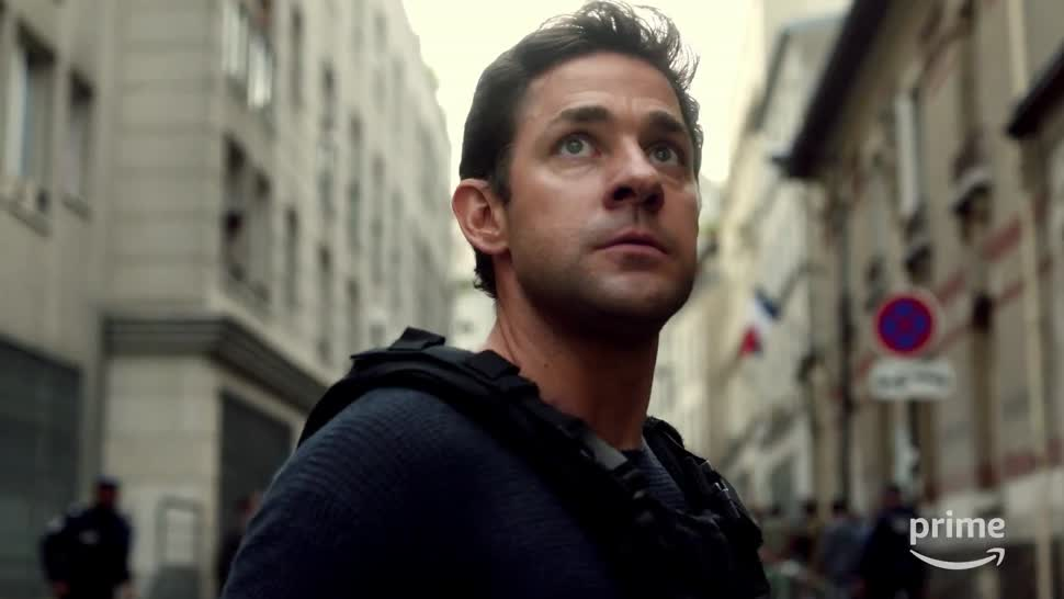 Trailer, Amazon, Serie, Amazon Prime, Tom Clancy, Amazon Prime Video, Prime Video, Jack Ryan, Tom Clancy's Jack Ryan