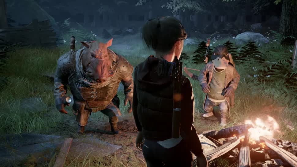 Trailer, Gameplay, Strategiespiel, Funcom, Mutant Year Zero, Road to Eden