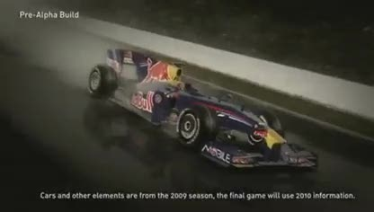 Codemasters, Formel 1, F1 2010