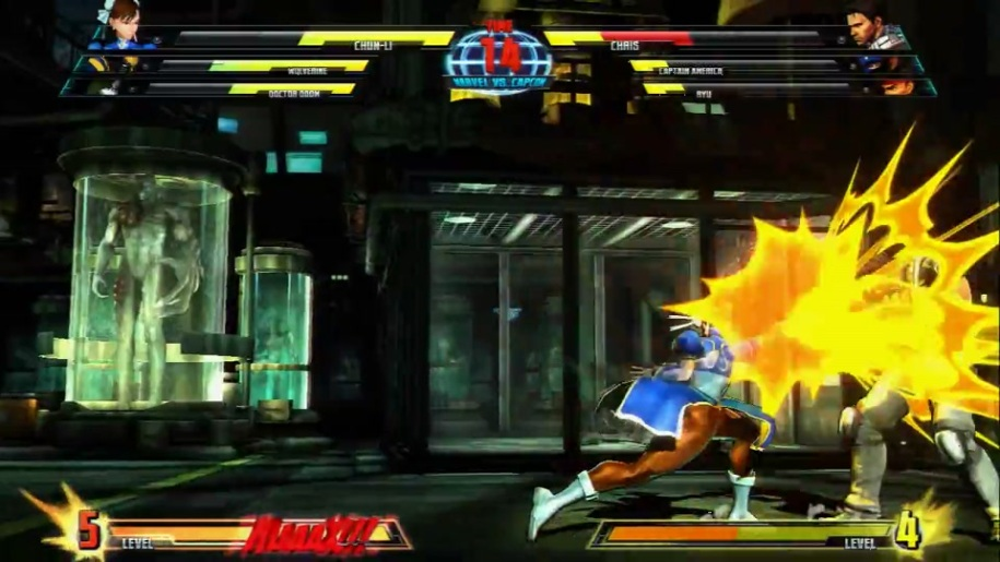 Trailer, Capcom, Marvel, Marvel vs. Capcom 3, Fate of Two Worlds
