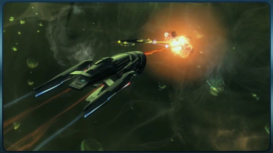 Trailer, Star Trek, Atari, Star Trek Online, Cryptic Studios