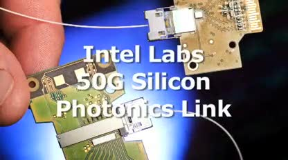 Intel, Photonics, Silicon