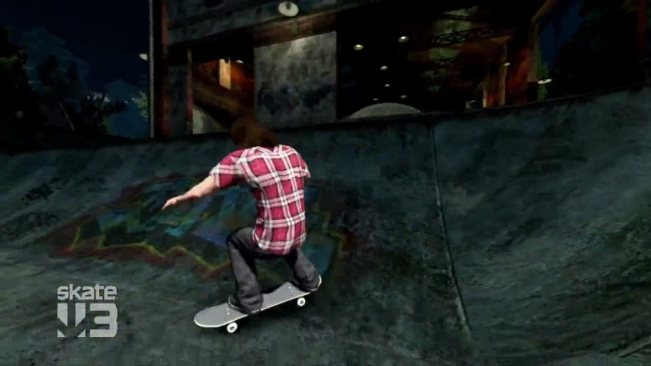Trailer, Dlc, Skate 3, Afterdark