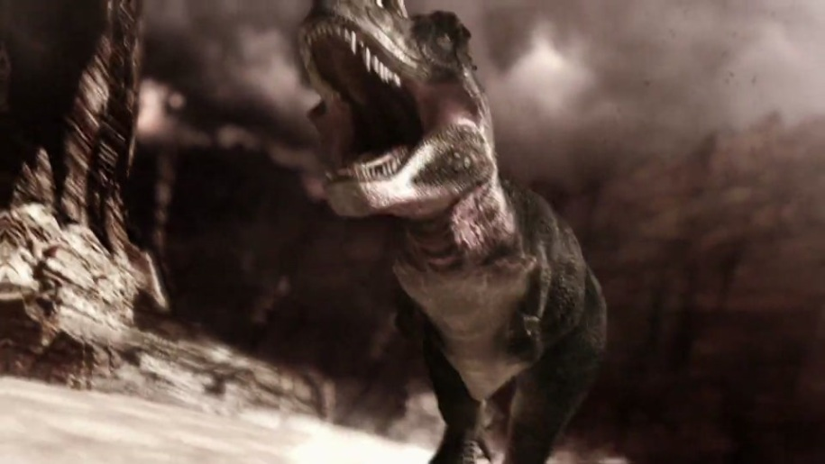 Trailer, Battle of Giants, Dinosaurs Strike