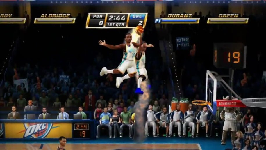 Trailer, EA Sports, Basketball, NBA, NBA Jam