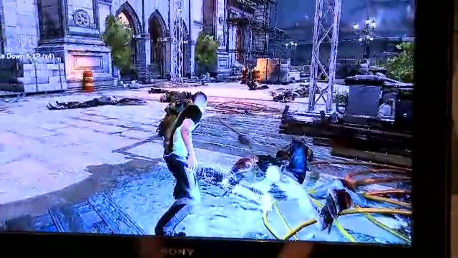 Gameplay, Gamescom, Infamous 2