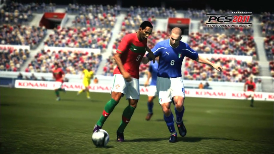 Trailer, Gamescom, Fußball, PES, Pro Evolution Soccer 2011