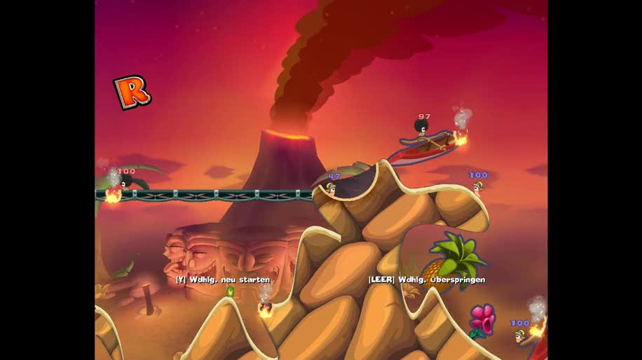 Gameplay, Multiplayer, Team 17, Worms, Worms Reloaded