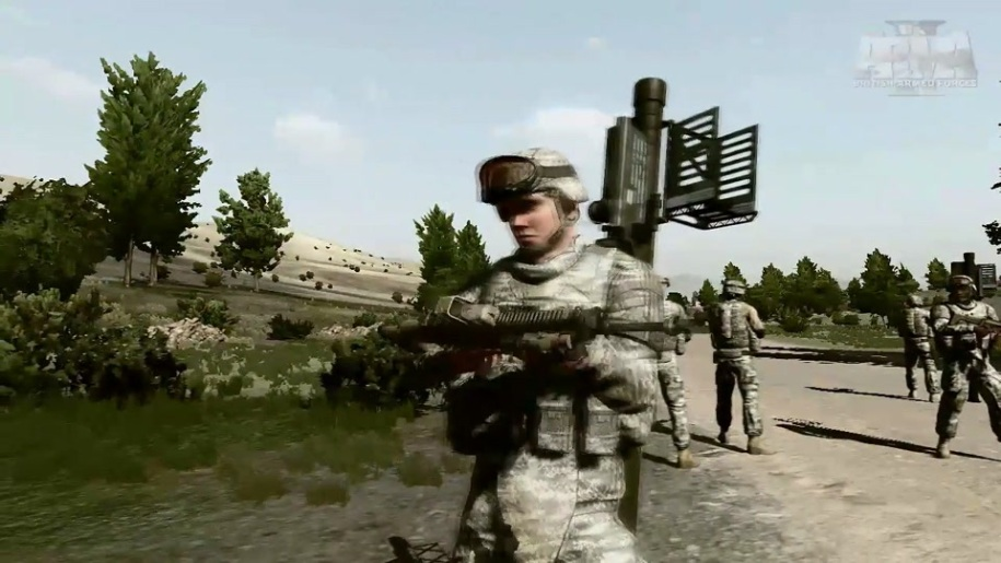 Trailer, ArmA II, Operation Arrowhead