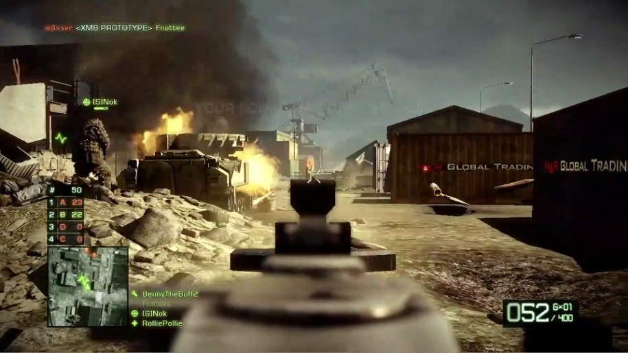 Trailer, Battlefield, Bad Company 2, Map-Pack