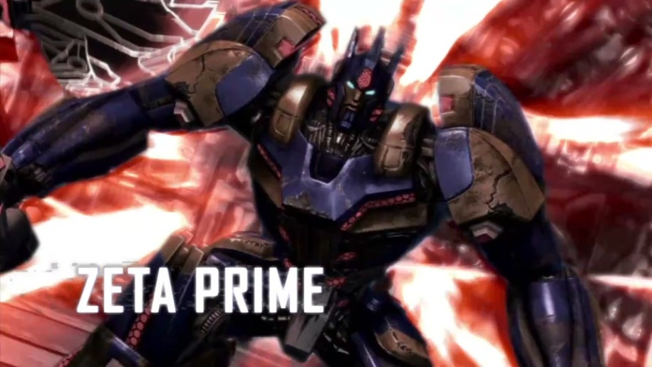 Trailer, Transformers, War for Cybertron