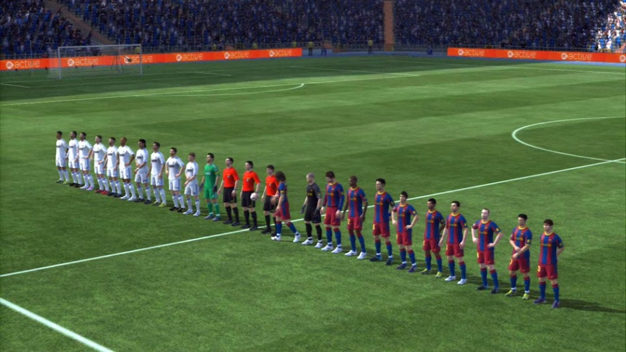 Gameplay, Fußball, EA Sports, Fifa, FIFA 11