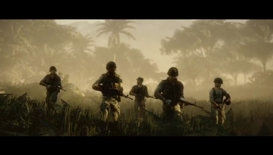 Battlefield, Vietnam, Bad Company 2, Battlefield: Bad Company 2