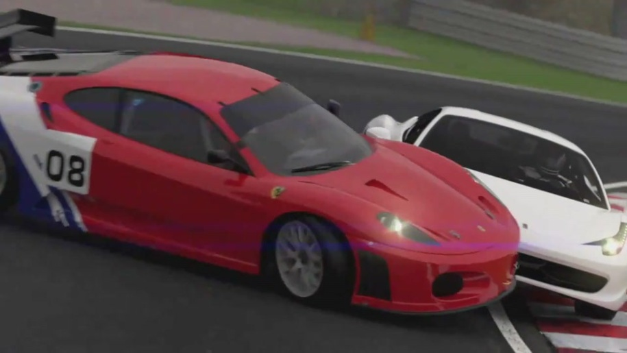 Trailer, PlayStation 3, Psn, Ferrari, The Race Experience