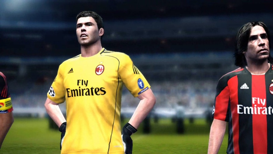 Gameplay, Fu�ball, PES, Pro Evolution Soccer 2011