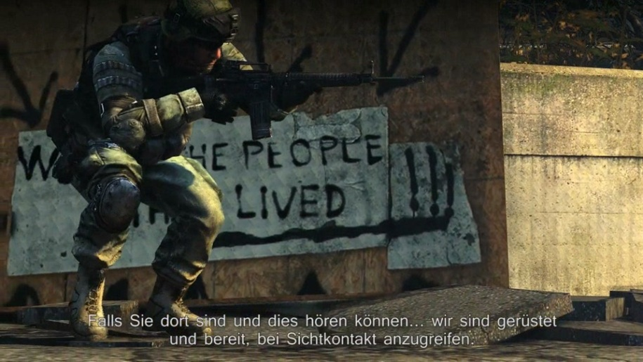 Trailer, Multiplayer, Homefront