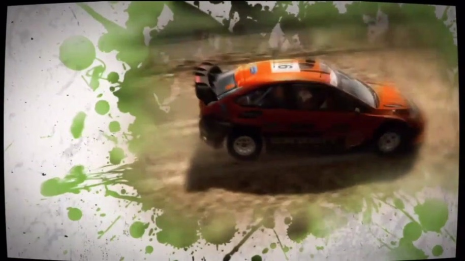 Gameplay, WRC, Rally, FIA World Rally Championship, FIA