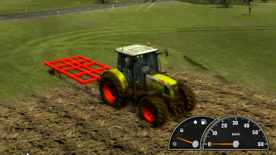 Trailer, Agrar Simulator 2011