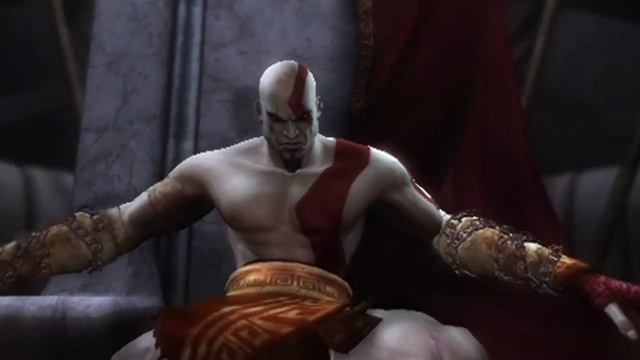 Trailer, PSP, God Of War, Ghost Of Sparta