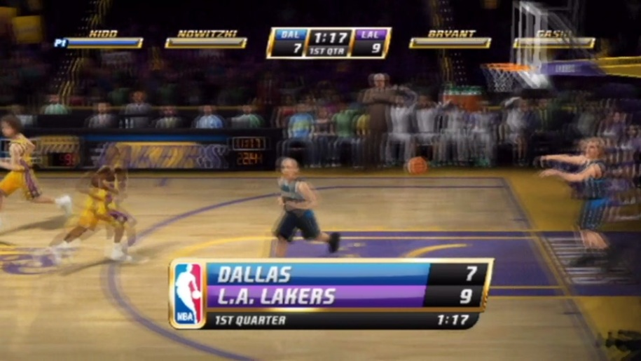 Gameplay, Basketball, NBA, NBA Jam