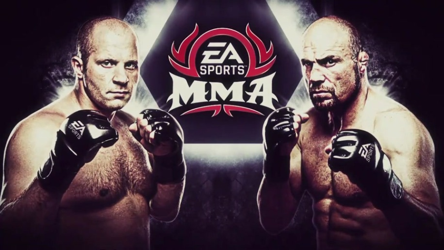 Trailer, EA Sports MMA