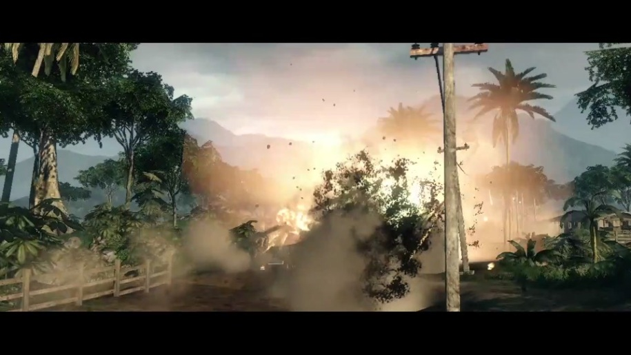Trailer, Battlefield, Vietnam, Bad Company 2