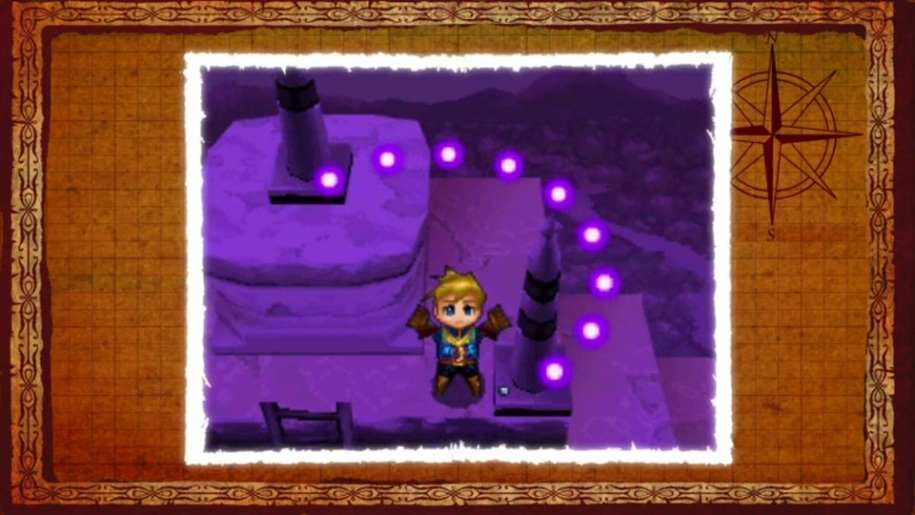 Trailer, Golden Sun, Dark Dawn