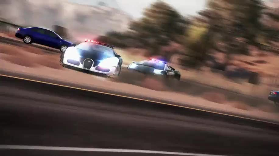 Electronic Arts, Rennspiel, Need for Speed, Hot Pursuit
