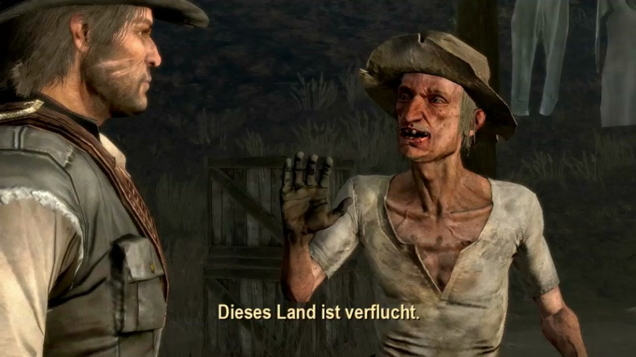 Trailer, Dlc, Red Dead Redemption, Undead Nightmare