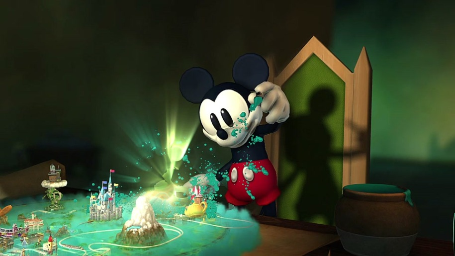 Trailer, Disney, Mickey, Disney Micky Epic
