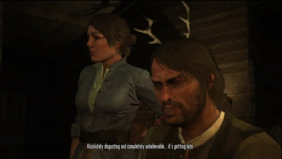 Gameplay, Red Dead Redemption