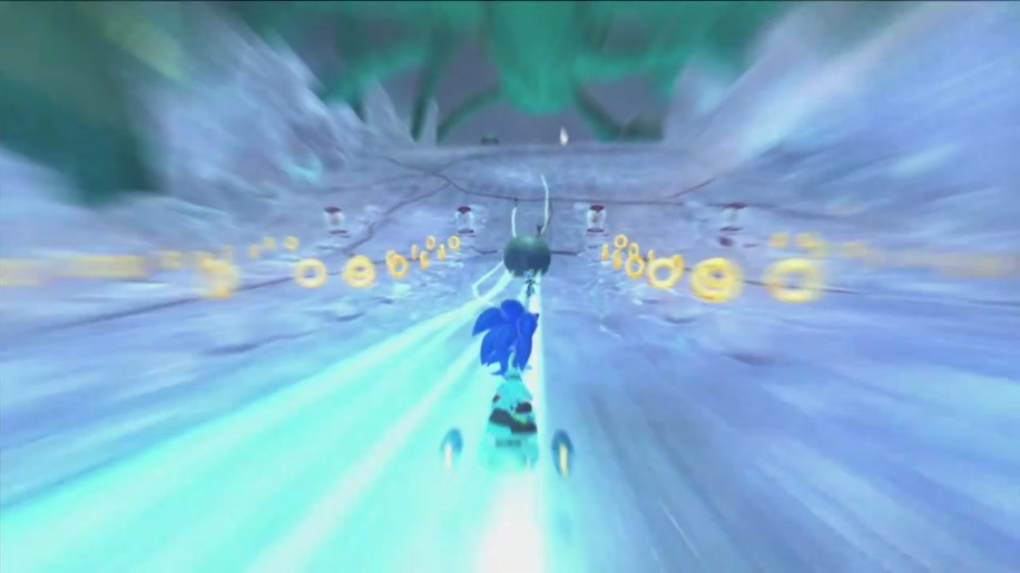 Trailer, Sonic Free Riders