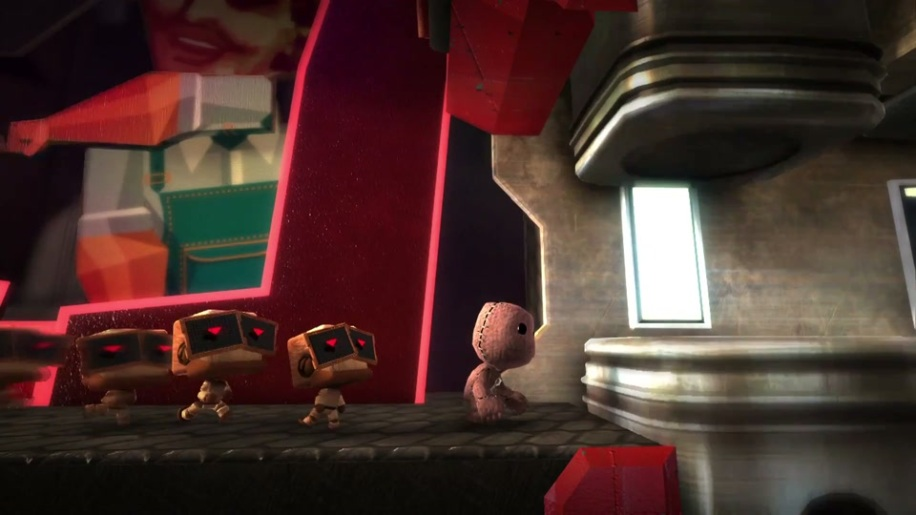 Trailer, Sony, PlayStation 3, Little Big Planet, Little Big Planet 2