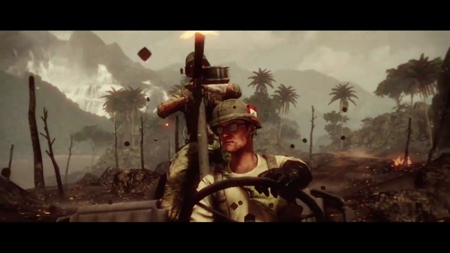 Trailer, Battlefield, Bad Company 2 - Vietnam