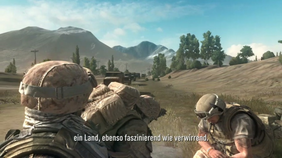 Trailer, Codemasters, Operation Flashpoint, Red River