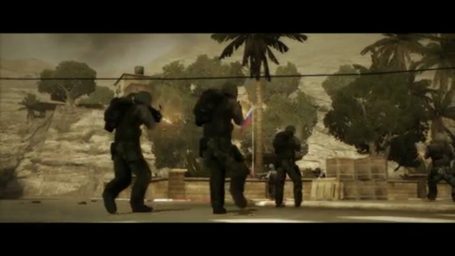Trailer, Electronic Arts, Battlefield, Battlefield Play4Free