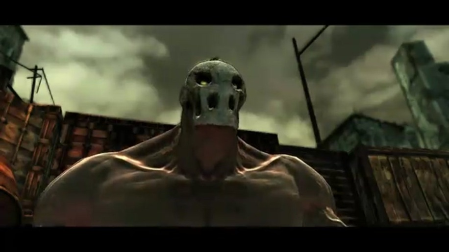 Trailer, Splatterhouse