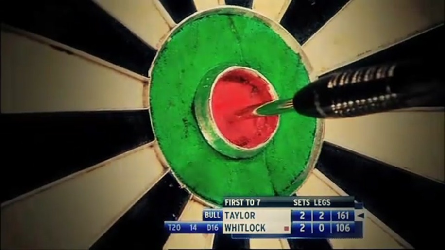 Trailer, PDC World Championship Darts Pro Tour