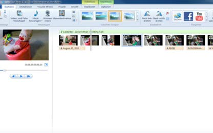 Film, Windows Live, Windows Live Essentials, Movie Maker, Windows Live Movie Maker, Autofilm