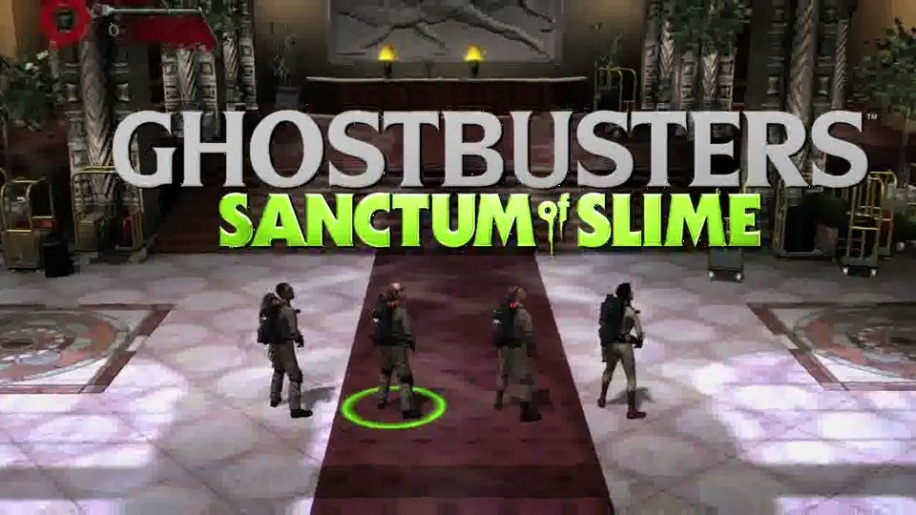 Trailer, Ghostbusters, Sanctum of Slime