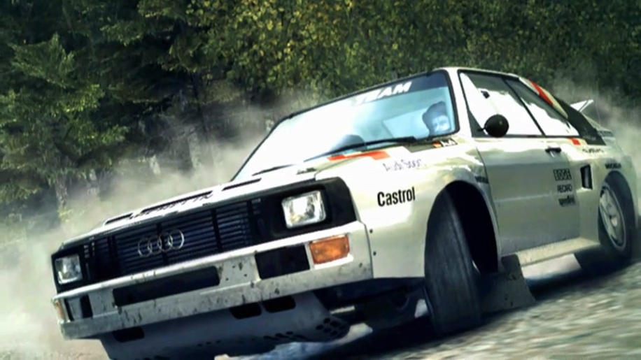 Gameplay, DiRT 3, Dirt, Audi Quattro