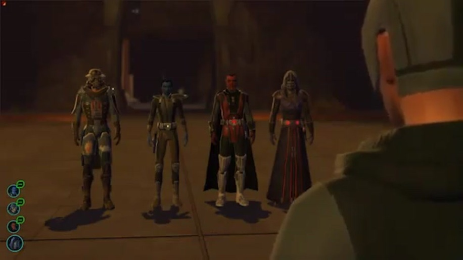 Gameplay, Star Wars, The Old Republic