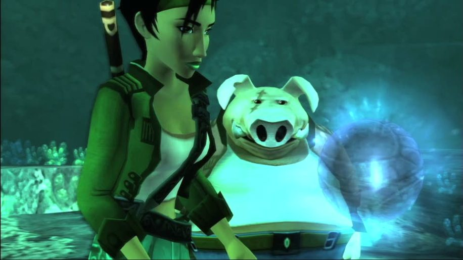 Trailer, Beyond Good & Evil HD, Beyond Good & Evil, Jade