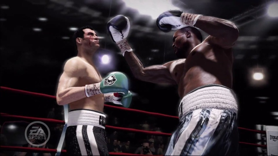 Trailer, Boxen, Fight Night Champion, Ausdauer