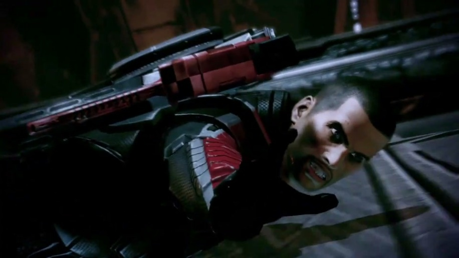 Trailer, Electronic Arts, Mass Effect, Mass Effect 2