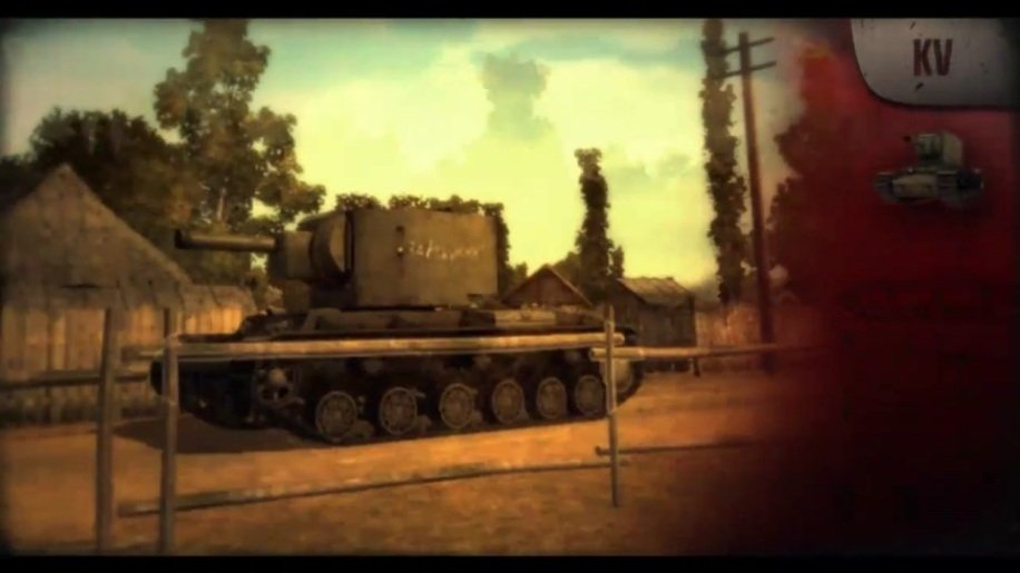 Trailer, World of Tanks
