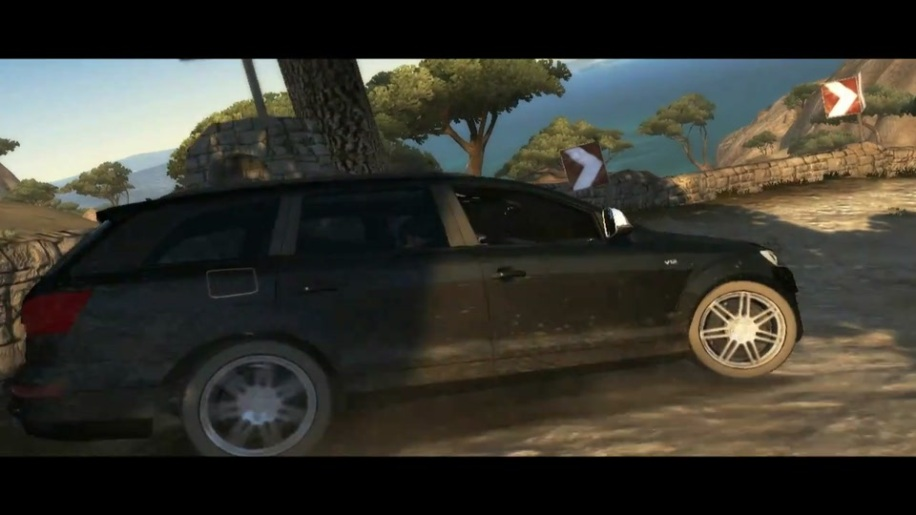 Trailer, Test Drive Unlimited 2