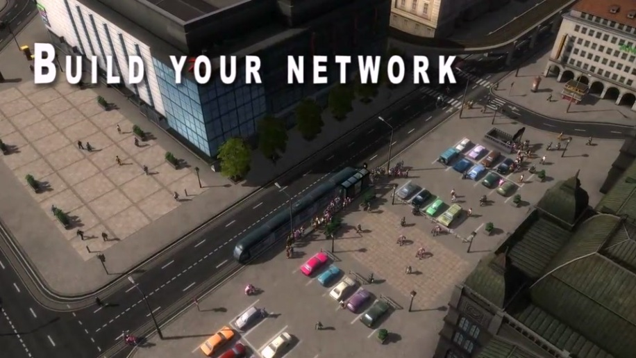 Trailer, Cities in Motion