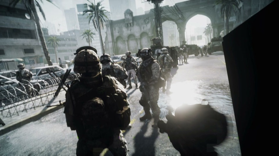 Electronic Arts, Shooter, Battlefield, Dice, Battlefield 3, Action